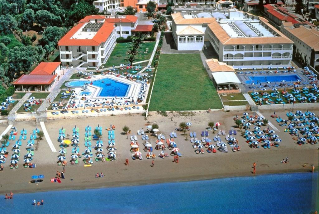 Astir Beach Hotels Laganas Zakynthos Zante Island Greece